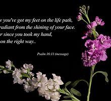 Psalm 16:11 by Deborah McLain