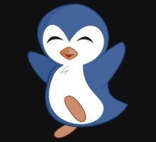 Happy Feet Dancing Penguin Kids Tee