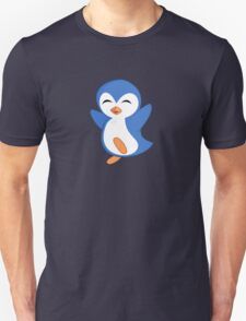Happy Feet Dancing Penguin Unisex T-Shirt