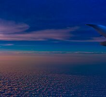 Flight to New York by sxhuang818