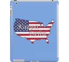 Kappa Delta iPad Case/Skin