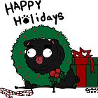 holiday Pug 2015' by Gregory Swanson