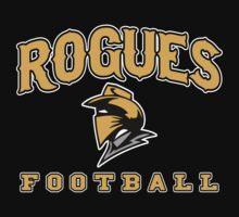 Rogues Football 3 T-Shirt