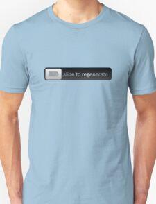 Slide to Regenerate T-Shirt