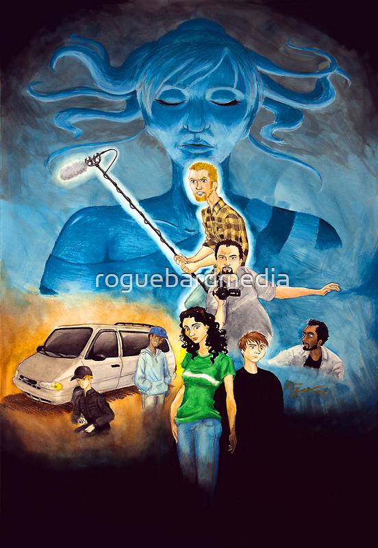 Deathwatch - Cover Art (blank ver.) by Krystal Frazee