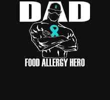 DAD Food Allergy Hero Unisex T-Shirt