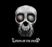 Pluto and Charon, Lords of the Dead by ValHallen