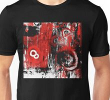 tribe abstract Unisex T-Shirt