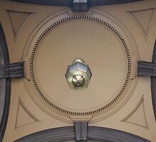 Architechtural detail, Victorian-era building by Terry Rodger Smith