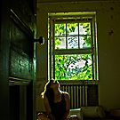 Self Portrait- Childrens Ward by MJD Photography  Portraits and Abandoned Ruins