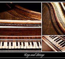 Keys and Strings by KBritt