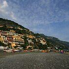 Positano on the Amalfi by becmcinnes