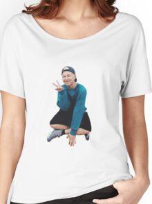 Rap Monster BTS Women's Relaxed Fit T-Shirt