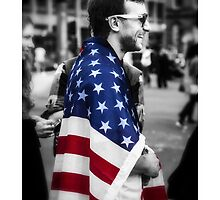 God Bless America by Davide Angeletti