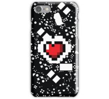 A Gamer's Heart! iPhone Case/Skin