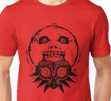 Majora's mask - Black Unisex T-Shirt