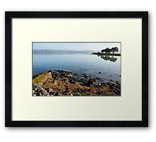 Manukau Harbour Tide Framed Print