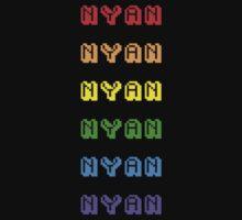 Nyan Nyan Nyan by JellyBeanie