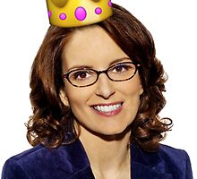 Liz lemon queen by allyroos