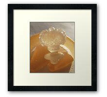 Royal Beauty Framed Print