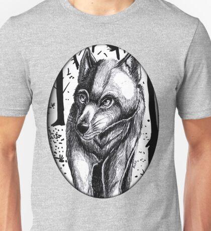 Loup. Unisex T-Shirt