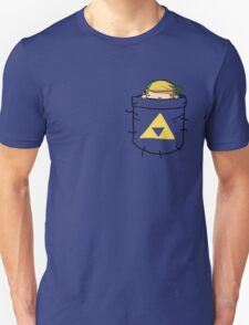 Pocket Link (with triforce) T-Shirt