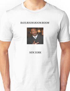 Rays boom boom room Unisex T-Shirt