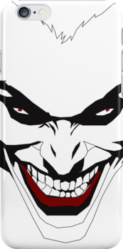 The Joker's Smile by TheWinterCold