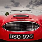 Austin Healey 3000 by vivsworld