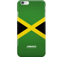 Jamaica, Represent iPhone Case/Skin
