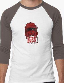 Burn with me! Men's Baseball ¾ T-Shirt