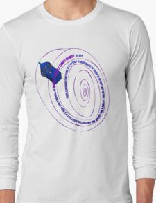 TARDIS2 Long Sleeve T-Shirt
