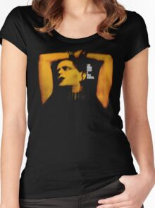 Lou Reed Rock N Roll Animal Women's Fitted Scoop T-Shirt