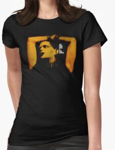 Lou Reed Rock N Roll Animal Womens Fitted T-Shirt