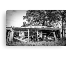 The Farmers Shed Canvas Print
