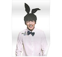 Bunny Jungkook BTS  Poster