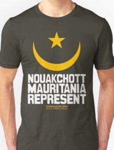 Mauritania Represent T-Shirt