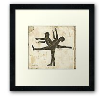 Learn to Fly - Chapter 1 Framed Print