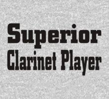 Clarinet Baby Tee