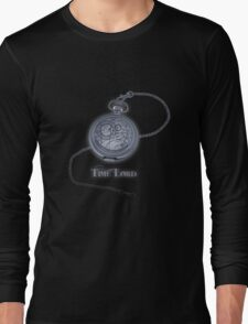 Time Lord Long Sleeve T-Shirt