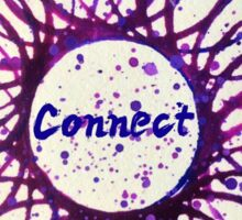 Connect Sticker