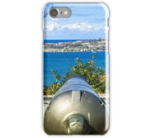 Canon at Gunners Barracks Sydney iPhone Case/Skin