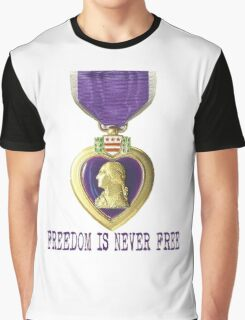 Freedom Is Costly Graphic T-Shirt