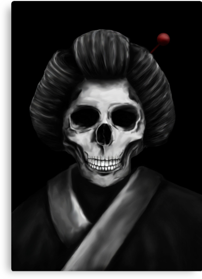 Geisha by tombst0ne