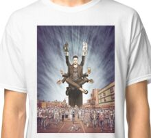 Wil Anderson - Wiluminati (textless) Classic T-Shirt