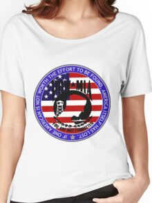 Even 1 American POW-MIA Women's Relaxed Fit T-Shirt