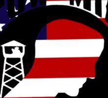 Even 1 American POW-MIA Sticker