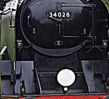 Steam Train-Tee/Hoodie Sticker