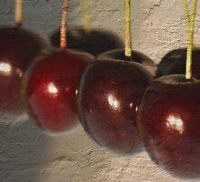 Cherries by RosiLorz
