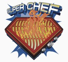 SUPER CHEF: BBQ MASTER! by Adam Campen
